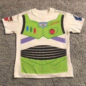 Buzz light year Hanes Disneyland T-shirt